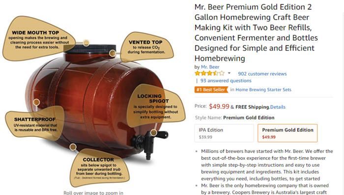 The Best Home Beer Brewing Kits for Each Type of Beer: IPAs
